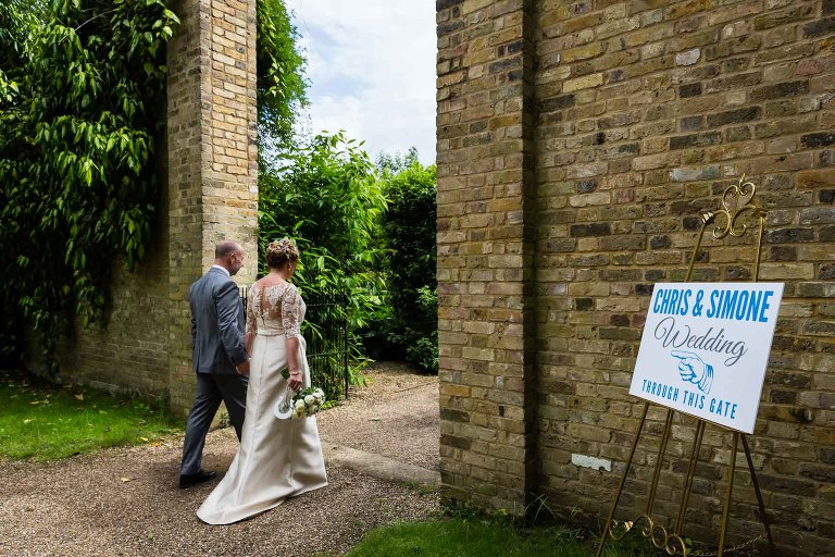 Hanbury Manor wedding by Hertfordshire wedding photographer Graham Warrellow